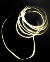 Golden rings in the dark