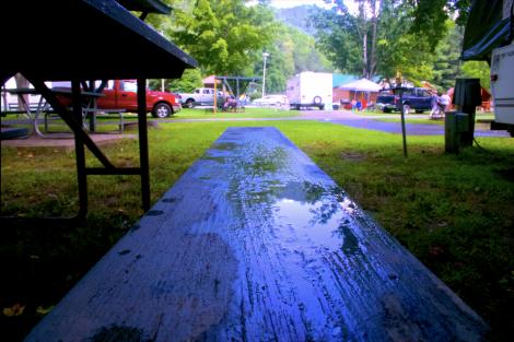 A wet bench